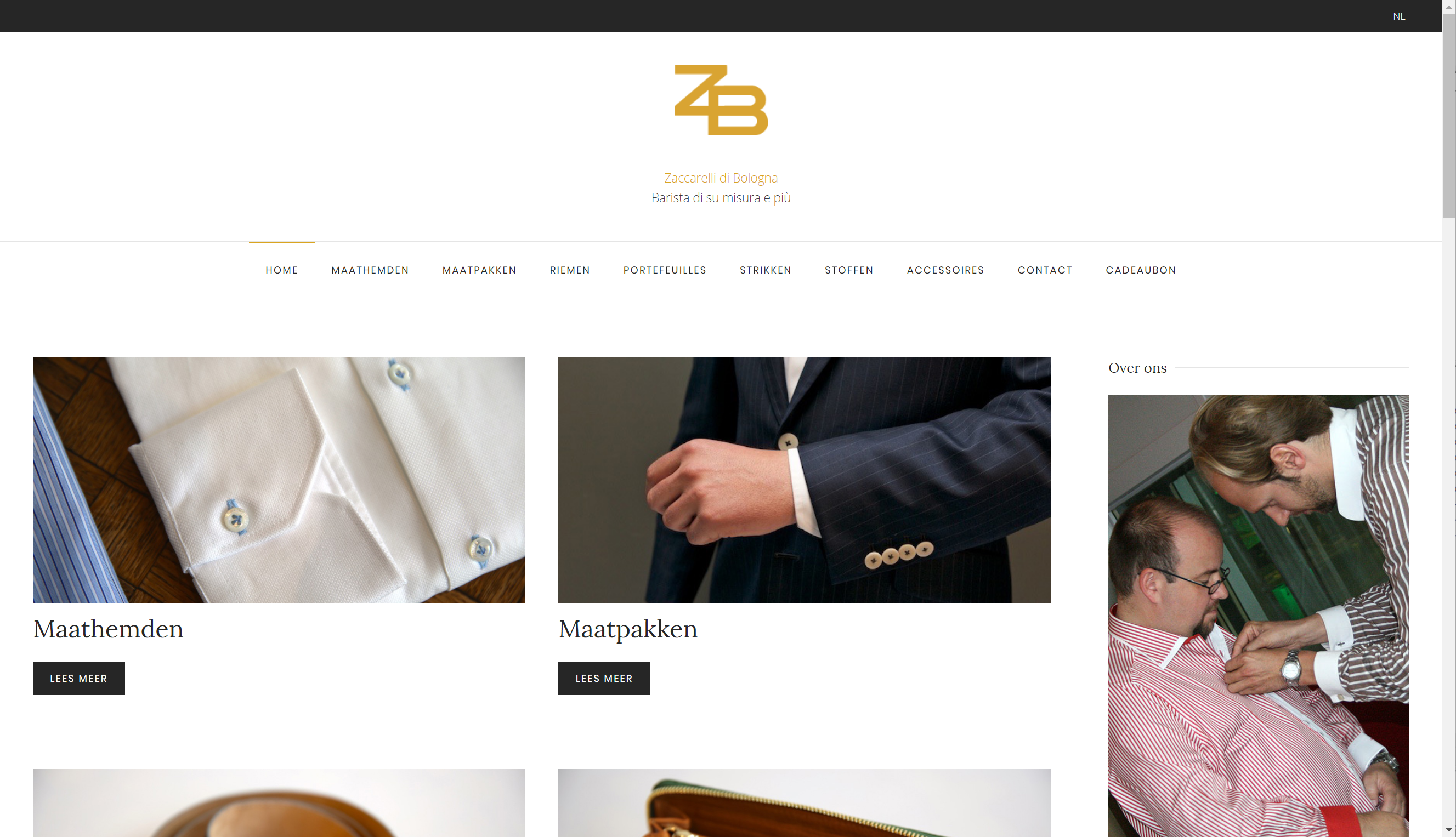 Website Zaccarelli