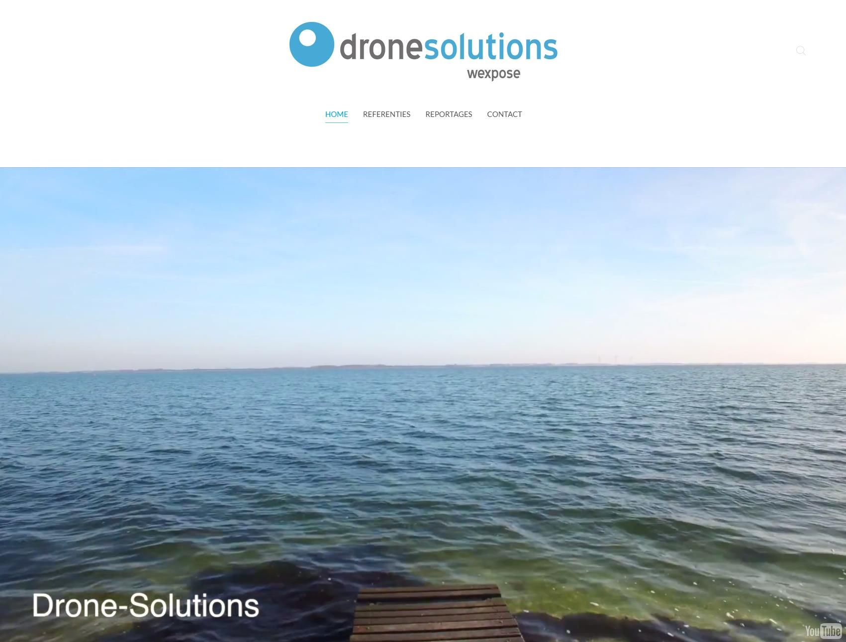 Website Drone-Solutions